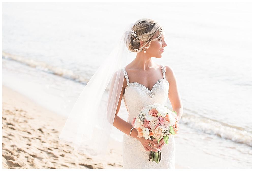 chesapeake bay beach club bride