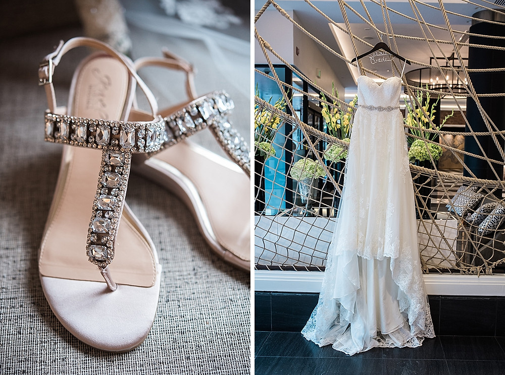 loews hotel wedding details