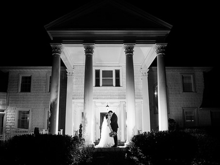 Kelly + Tim :: Whitehouse Caterers at Overhills Mansion, Catonsville, MD