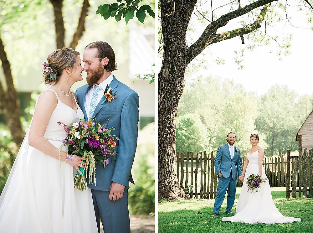 Historic London and Gardens Wedding, Annapolis photographer