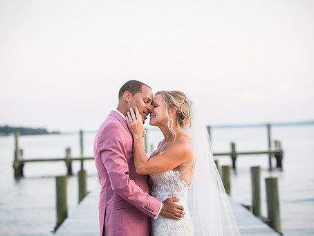 Cathy + Terrence :: Bayfront Club, Edgemere, MD
