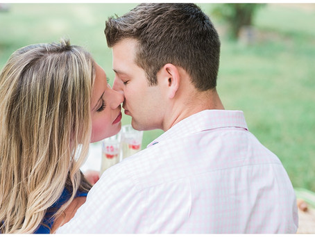 Emily + Mike : Annapolis Engagement