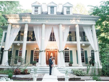 Kaelynn + Joey : Magnolia Mansion, Annapolis, MD