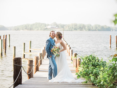 Julia + Joey :: Historic London Town and Gardens, Edgewater, MD