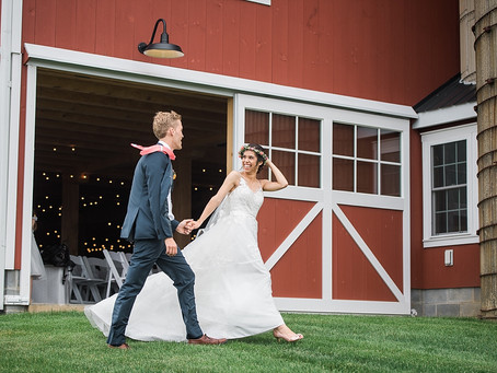 Julia + Ben :: Pine Ridge Farm, Stewartsville, PA