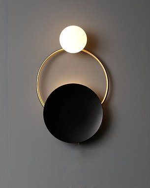 I DO wall sconce