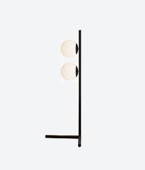 TWIN lamp table