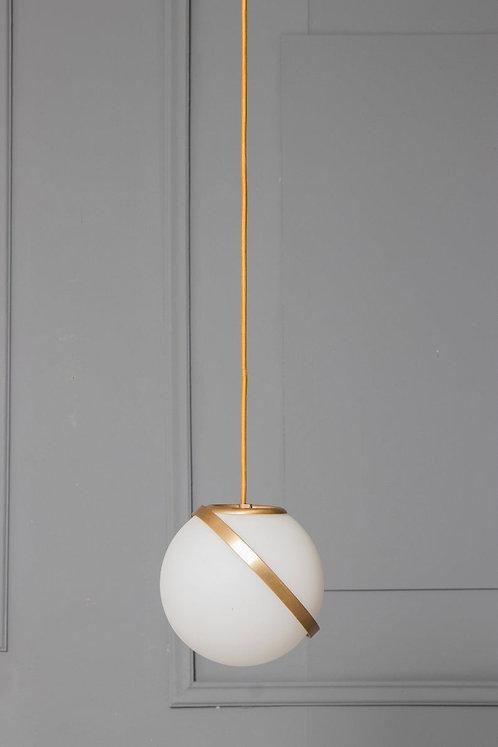 TOLIS gold copper tube pendant light