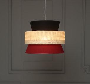 OLIVE  Pendant lamp fabric customizable light