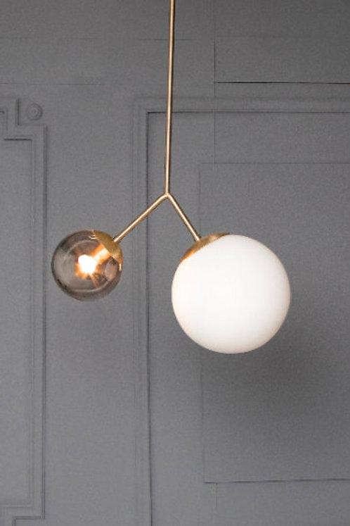 CHERRY light Brass pendant