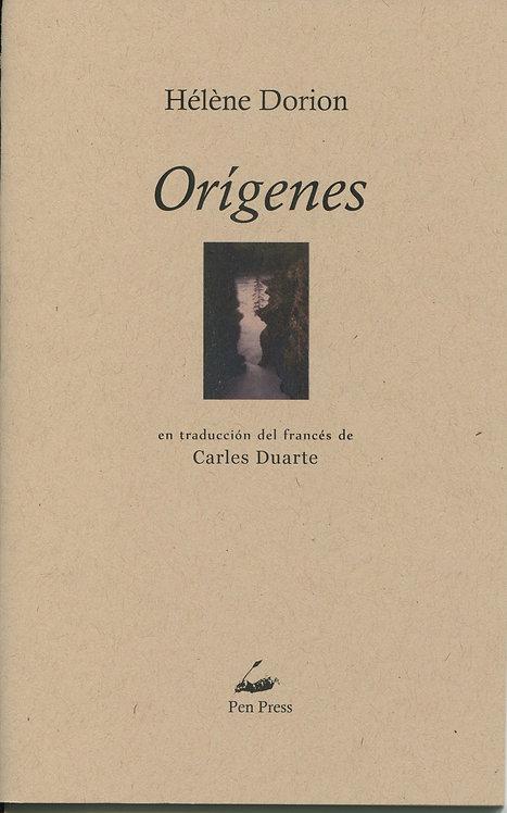 Orígenes, de Helene Dorion