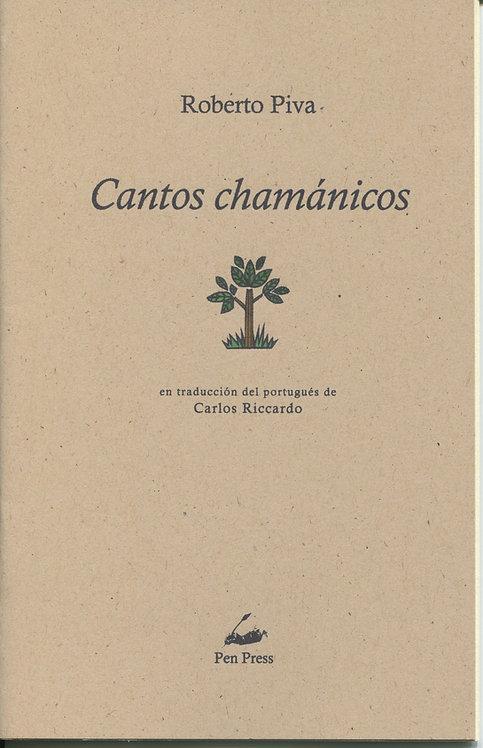 Cantos chamánicos, de Roberto Piva
