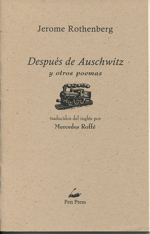 Después de Auschwitz, de Jerome Rothenberg