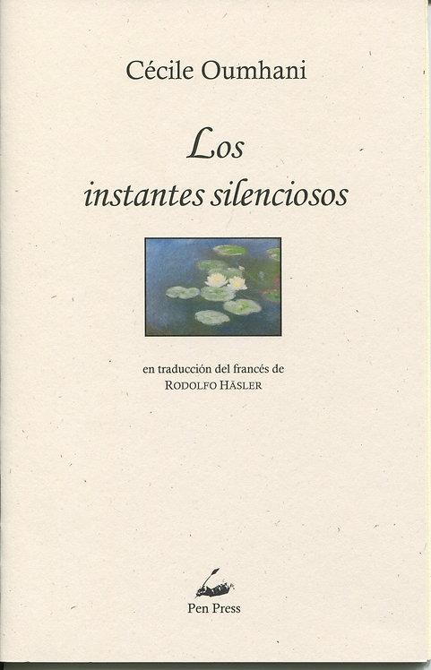 Los instantes silenciosos, de Cécile Oumhani