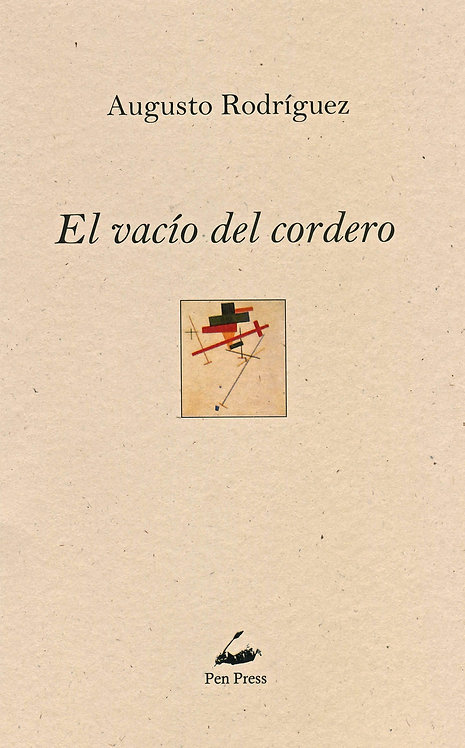 El vacío del cordero, de Augusto Rodríguez