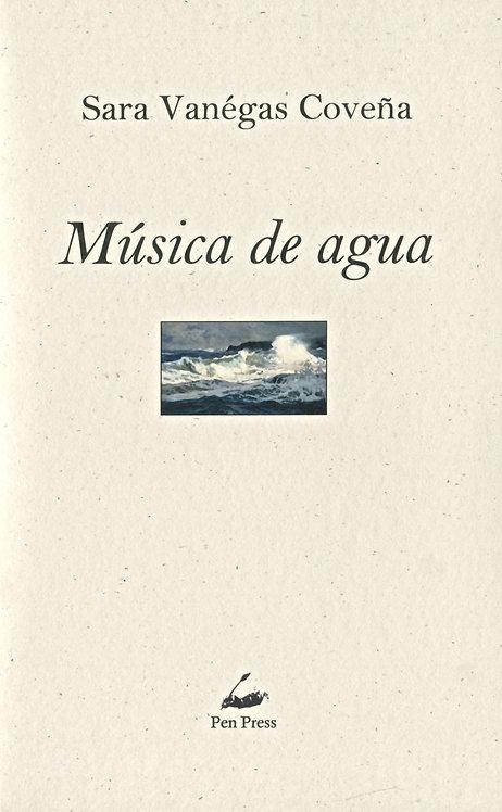 Música de agua, de Sara Vanégas
