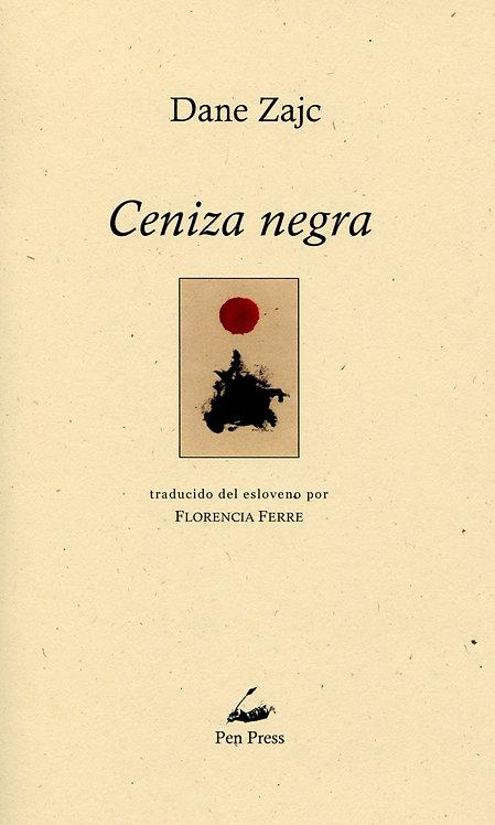 Ceniza negra, de Dane Zajc