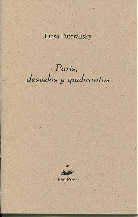París, desvelos y..., de Luisa Futoransky