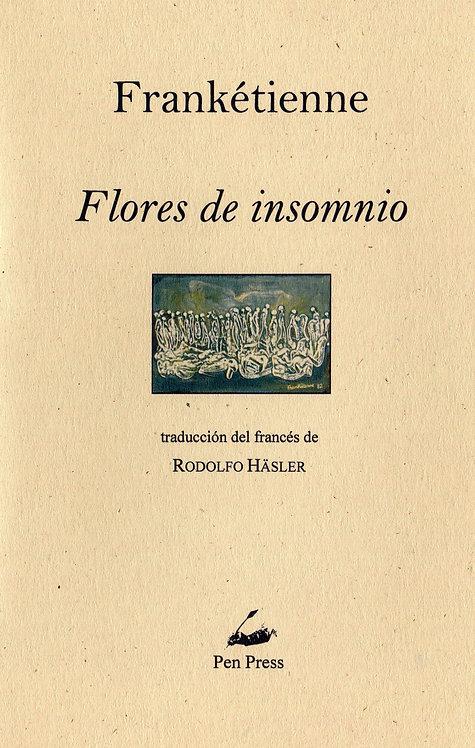 Flores de insomnio, de Frankétienne