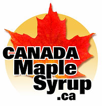 Logo Canadian organic maple Syrup