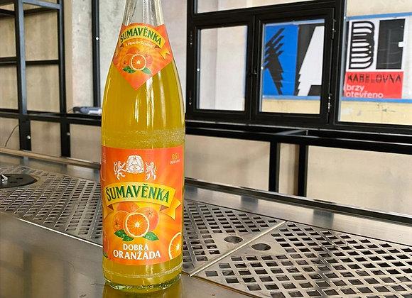 Šumavěnka pomeranč / citron