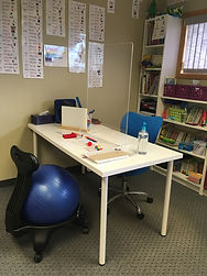 Tutoring space for Literacy