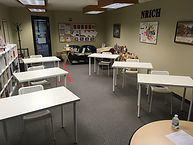 Small Group Space at NRICH