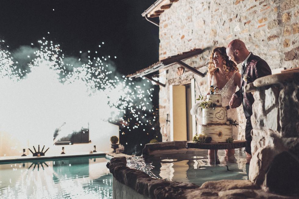 Matrimonio a Monterenzio - Bologna Podere Calvanella