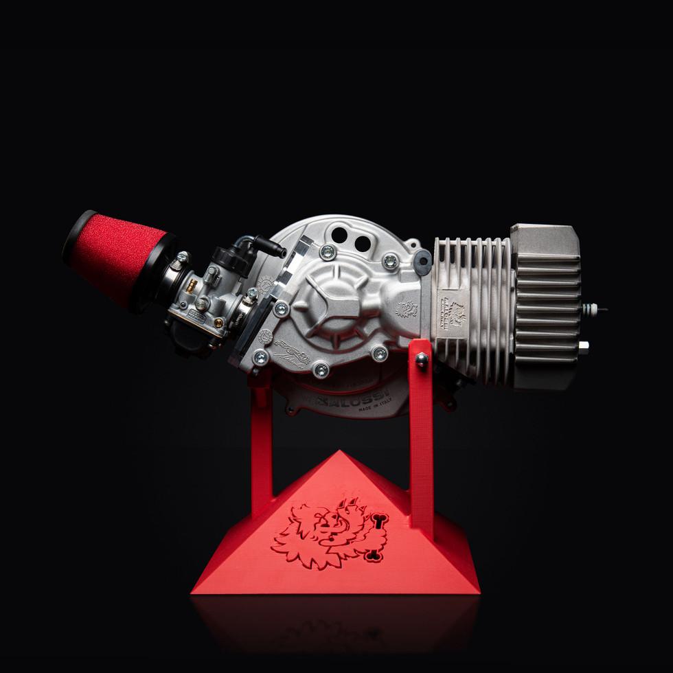motore completo