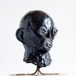 Phrizzy  Burnt Clay 24x21cm 2017