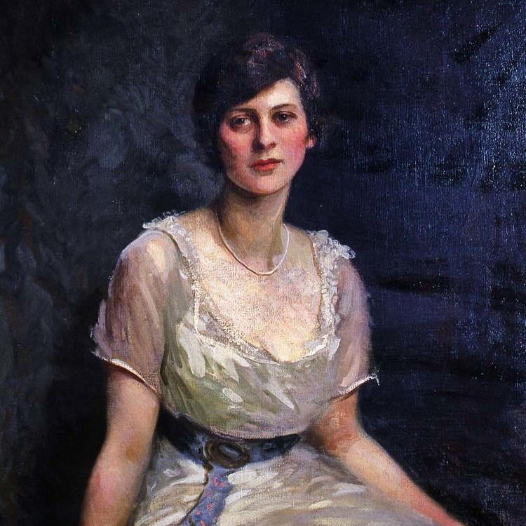 Portrait of Rosa Lewis