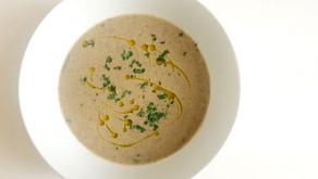 Tinned food and cream of mushroom soup