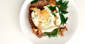Pimping a Fried Egg / Red Snapper / Nostalgia for Hungover breakfasts
