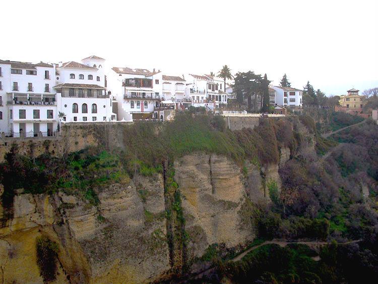 El Tajo Gorge, Ronda Spain