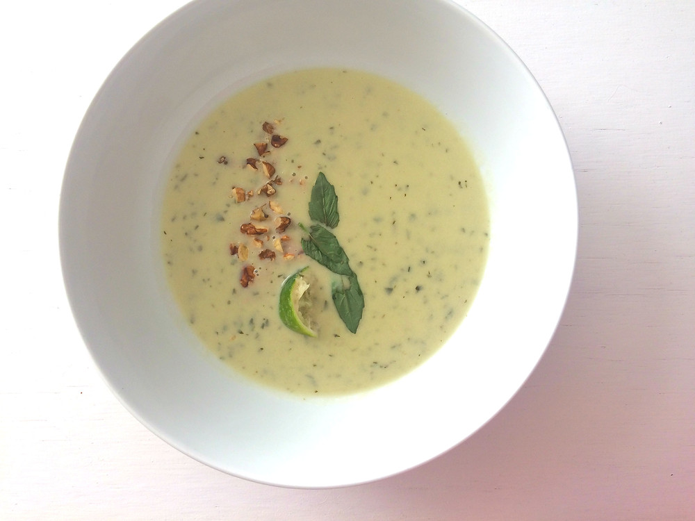 fennel-coconut-and-basil-soup