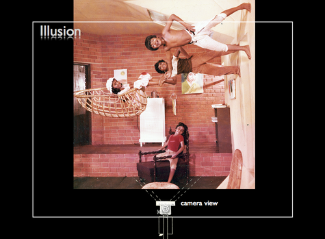 GRAVITY ILLUSION My Dear Kuttichathan 3D, 1984.