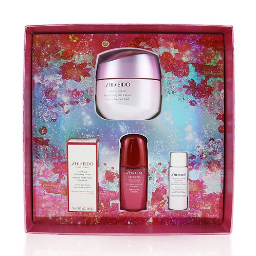 Shiseido White Lucent Beauty Blossom - White Lucent Brightening Gel Cream