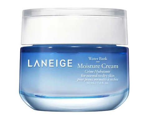 LANEIGE Water Bank Moisture Cream Hydrate & Soothe