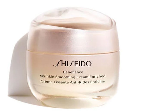 Shiseido Benefiance Wrinkle Smoothing Cream Enriched (50ml)