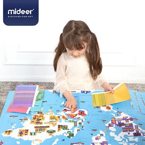 MiDeer World Sticker