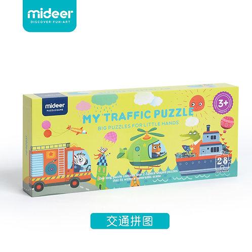 MiDeer My Traffic Puzzle