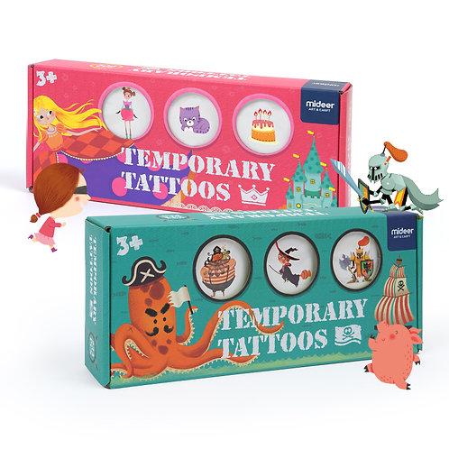 Mideer Temporary Tattoos-Fantastic Voyage