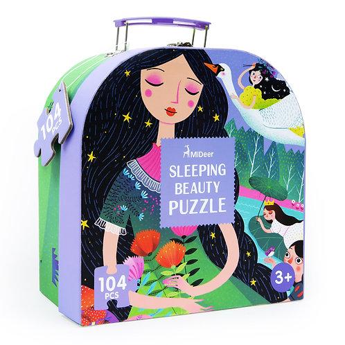 MiDeer Gift Box Puzzle-Sleeping Beauty