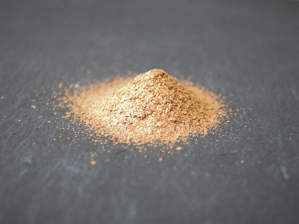 Schweizer Naturgold. Ökogold. Fairtradegold. Gold aus der Schweiz. goldrosa
