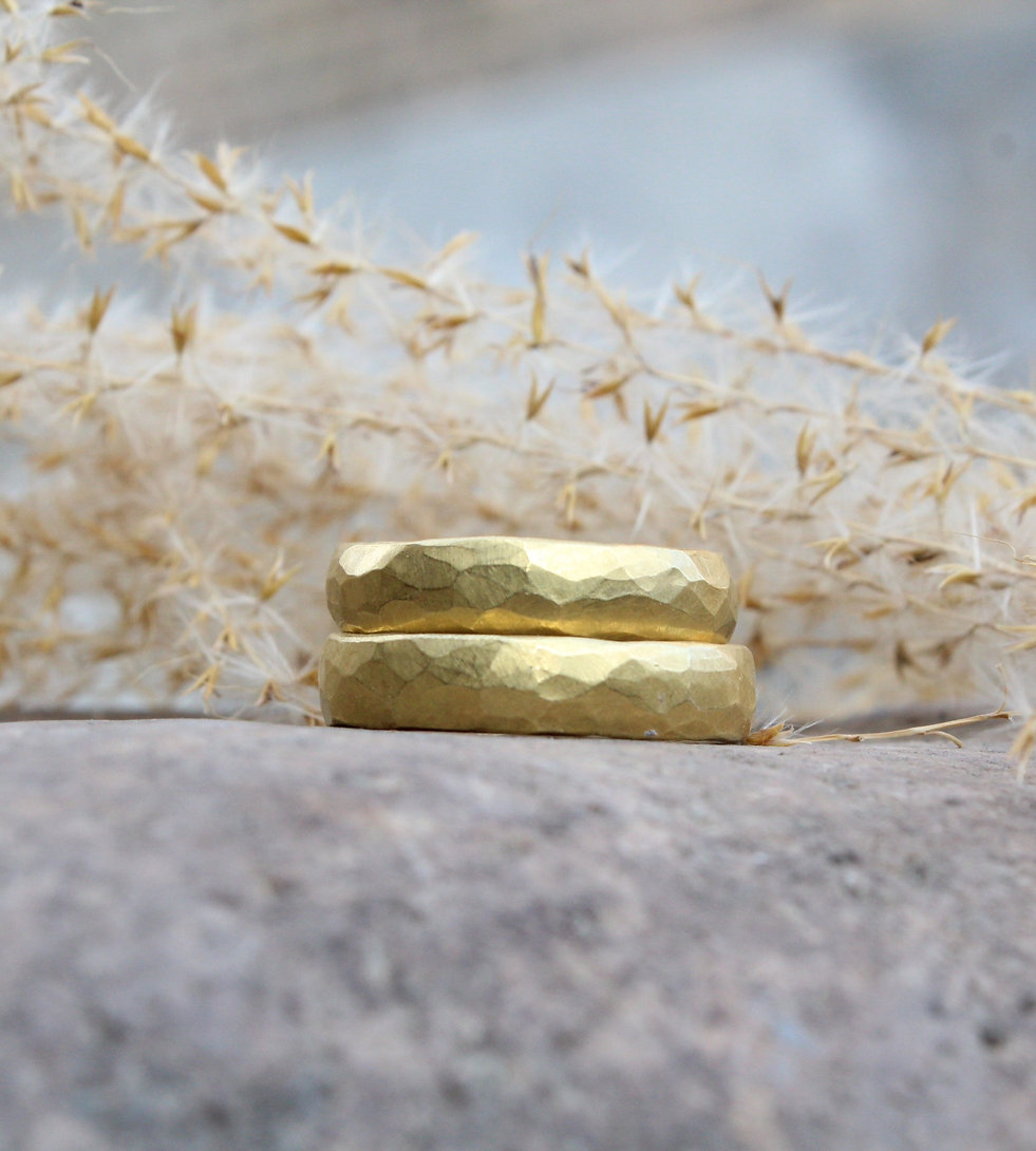 GOLDEN breit - 1 Paar