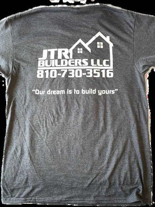 JTR Builders Adult T-Shirt