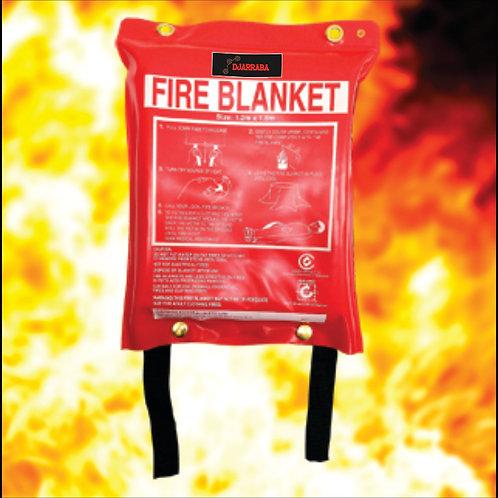 1.8m x 1.2m Fire Blanket