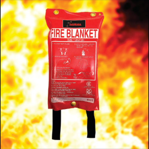 1.2m X 1.2m Fire Blanket