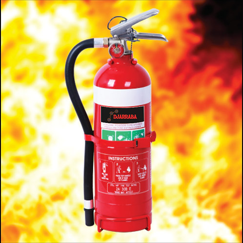 2KG ABE Dry Chemical Powder Fire Extinguisher