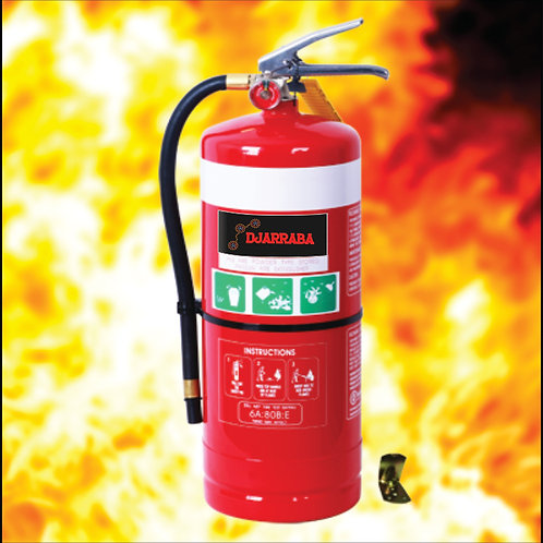 9KG ABE Dry Chemical Powder Fire Extinguisher